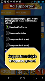 Hanging Helper for Friends - screenshot thumbnail