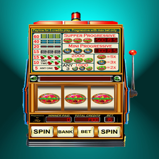 Progressive slot machine definition