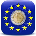 Quiz: Euro coins icon