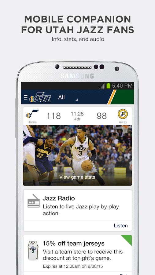 Utah Jazz - screenshot
