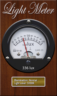 Light Meter - screenshot thumbnail