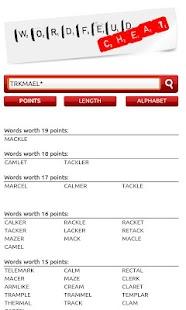 Wordfeud-cheat.com - screenshot thumbnail
