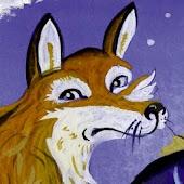 Книги для детей Лисичка и Волк