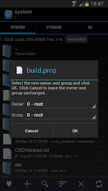 Root Explorer Screenshot 6