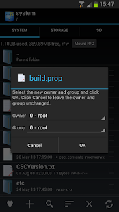 Root Explorer- screenshot thumbnail