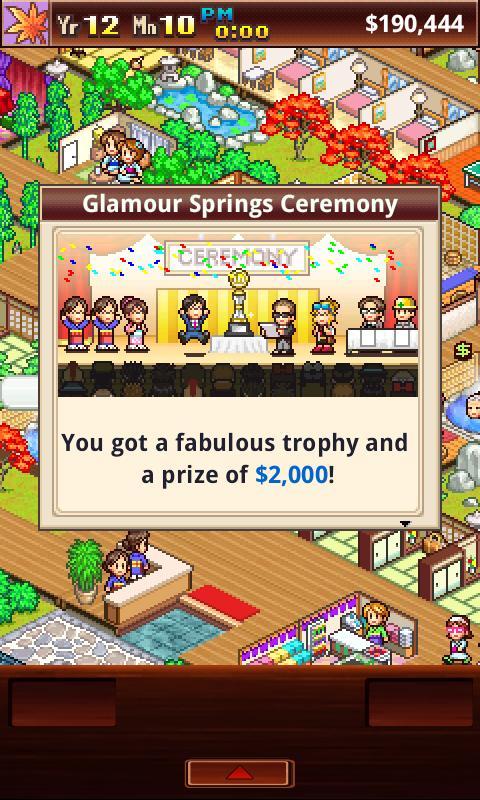 Hot Springs Story screenshot #4