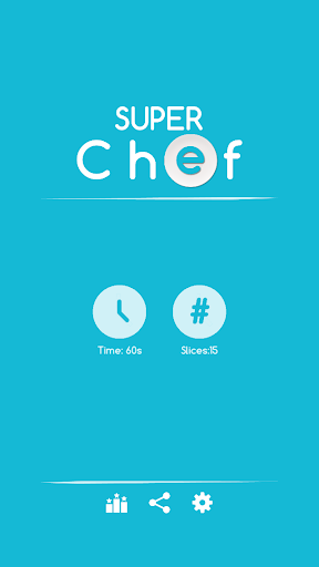 Super Chef - Best Cutting Game