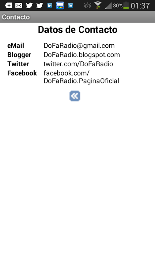 Do Fa Radio- screenshot