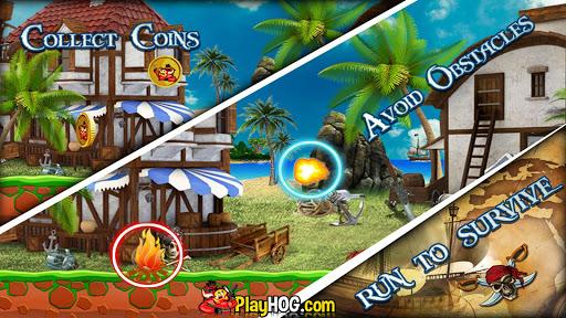 Pirate Run - Escape with Gold