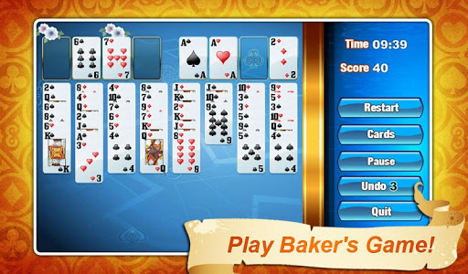 6 Solitaire Card Games Free