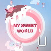 [SSKIN] Liveback_SweetWorld