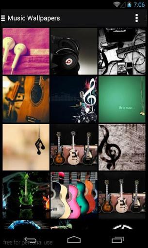 Wallpaper Music HD