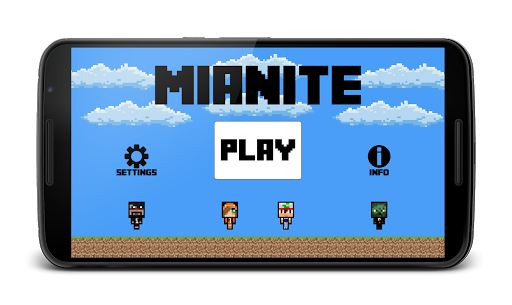 Mianite - Jump Survival AdFree