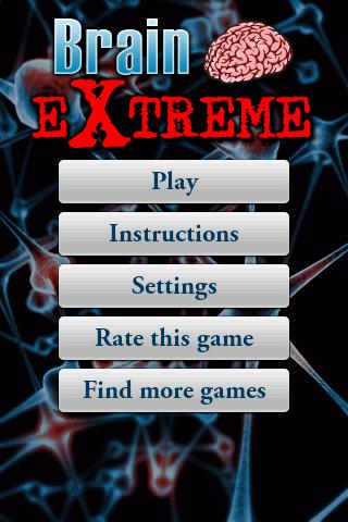 Math Brain Extreme - screenshot