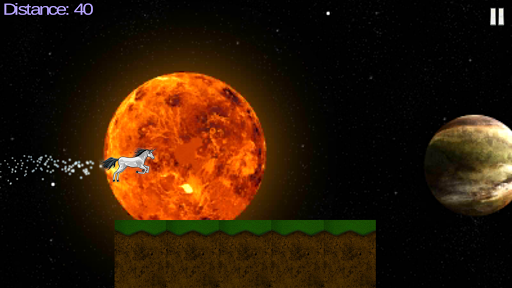 Unicorn : Space Run