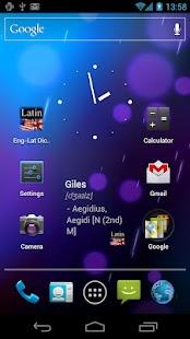 Free Dict Latin English- screenshot thumbnail