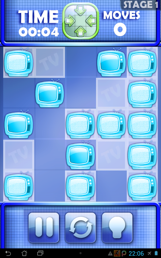 Telekinesis Puzzle- screenshot