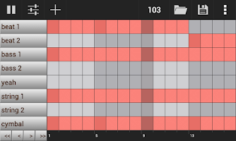 Screenshot of GrooveMixer Pro – Beat Studio