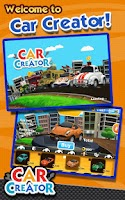 Screenshot of Car Creator: Test Drive