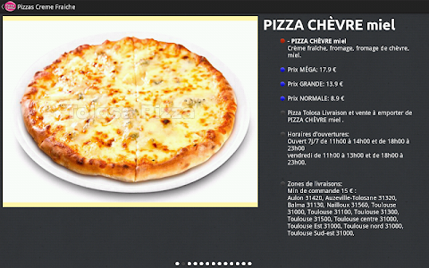 Pizza Tolosa screenshot 4