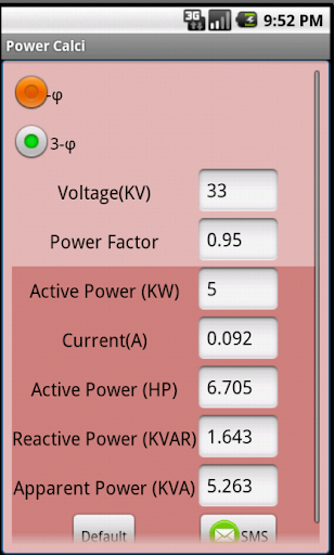 Power Calci