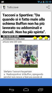 TuttoJuve - screenshot thumbnail