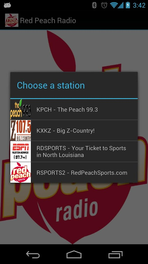 Red Peach Media - screenshot
