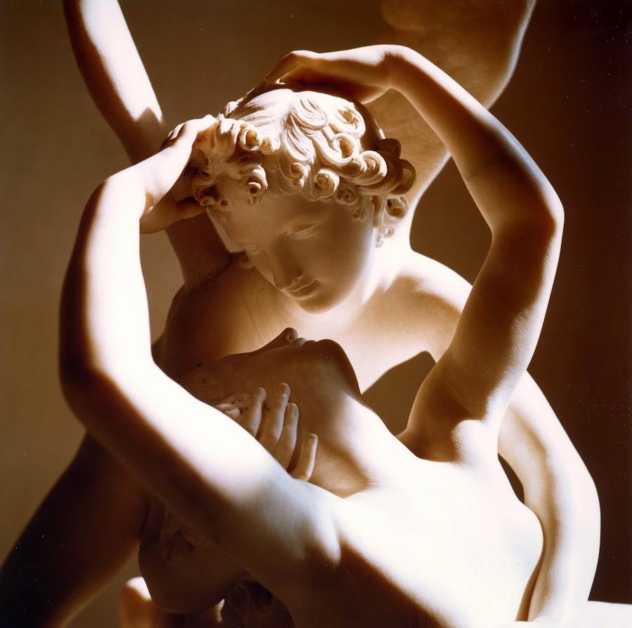 AMORE E PSICHE by Riccardo Schiavo - Buildings & Architecture Statues & Monuments (  )