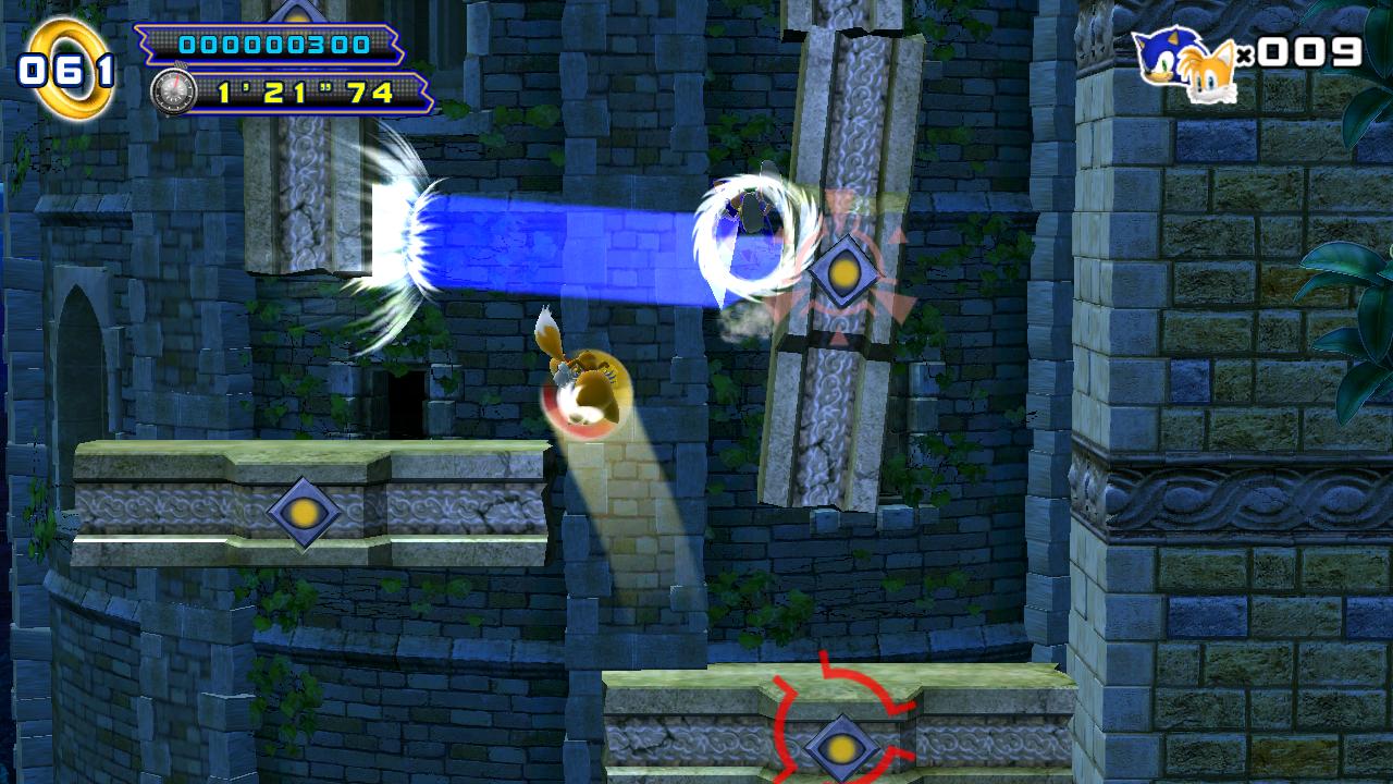 Sonic 4 Episode II THD screenshot #15