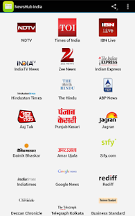 NewsHub India News Channels