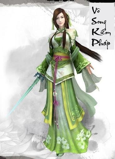 Vo Song Kiem Phap - Kiem Hiep