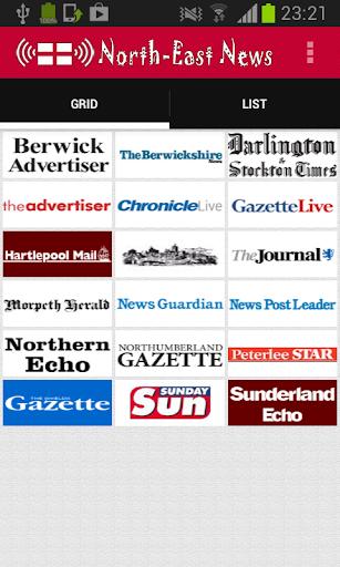 England North East News
