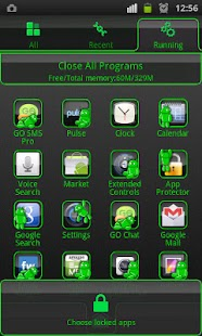 Andy Theme 4 GO Launcher EX- screenshot thumbnail
