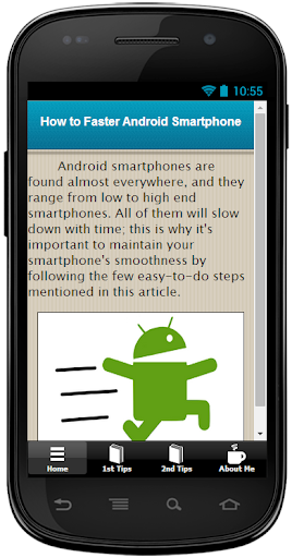 Faster Android Phone