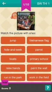 IOE - App Luyện thi Tiếng Anh - screenshot thumbnail