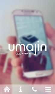 Umajin Preview - náhled