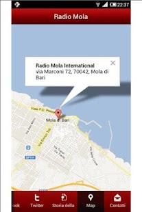 Radio Mola- screenshot thumbnail