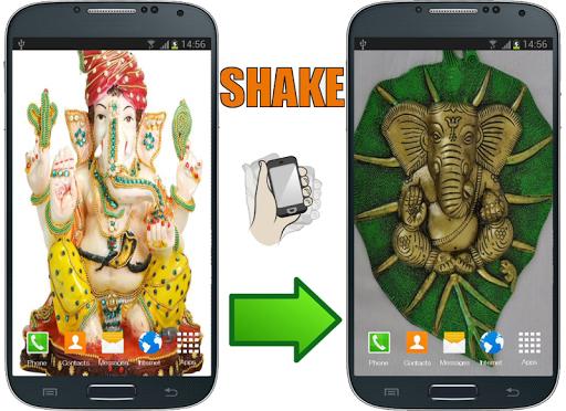 Lord Ganesha Magic Wallpapers