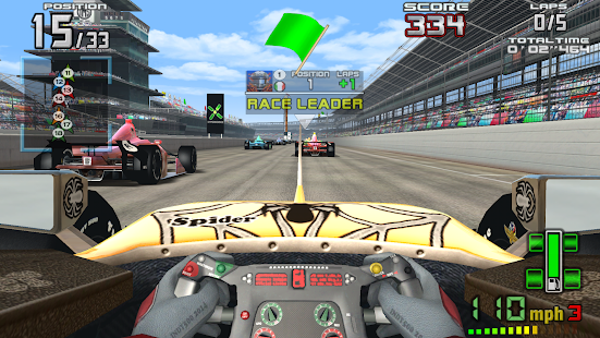 INDY 500 Arcade Racing- screenshot thumbnail