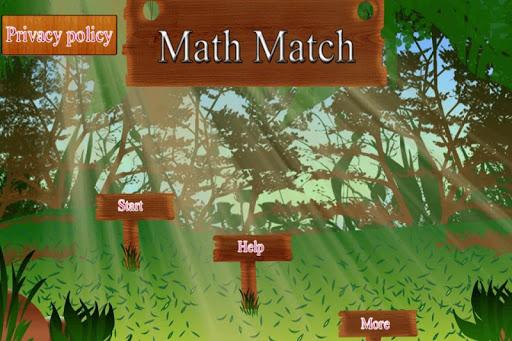 Math Match Free