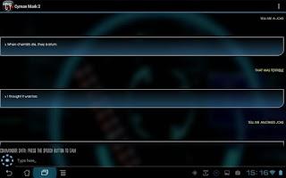 Screenshot of Cyman Mark 2 Free
