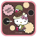 Hello Kitty SweetChocola Theme icon