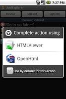 Screenshot of OpenHtml