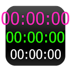 Cronometro & Timer  con notifica vocale icon