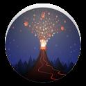 خلفيات الكريسماس Galaxy note 2 icon