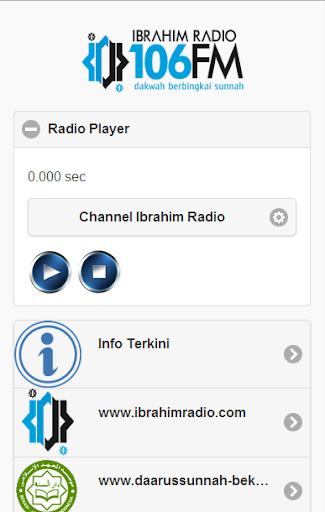 Ibrahim Radio 106FM