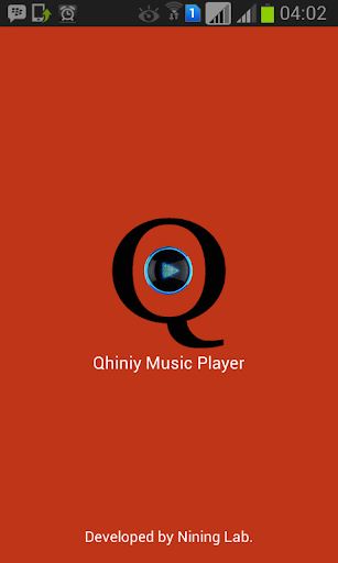 Qhiniy Music Player