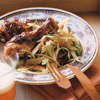 Hoisin Five-Spice Chicken Legs.