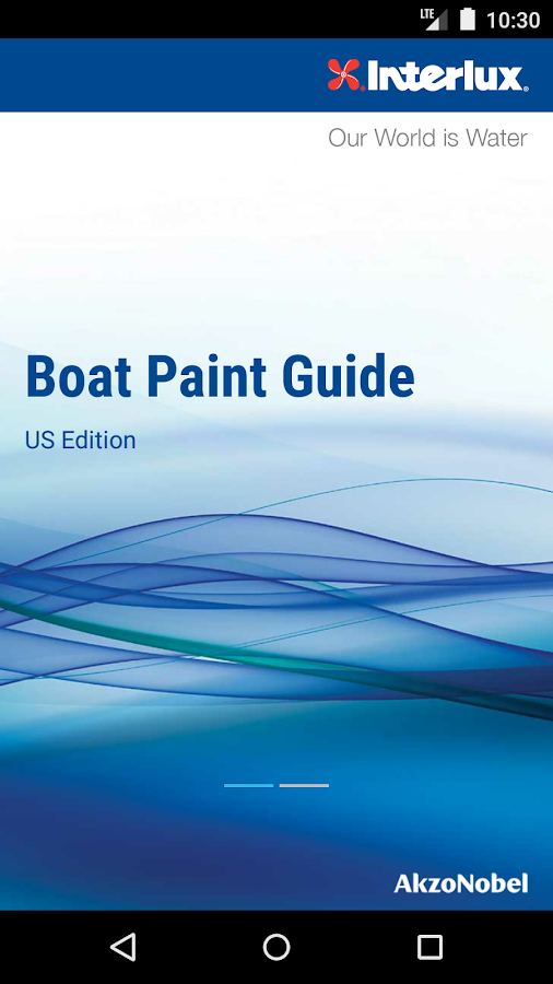 Boat Paint Guide- screenshot