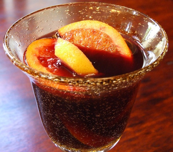 10 best sangria with red wine and triple sec recipes for Sangria recipe red wine triple sec